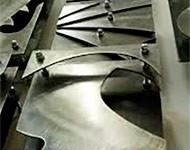 Corte a laser em aço inox