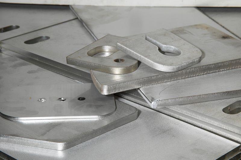 Prestação de serviços corte laser