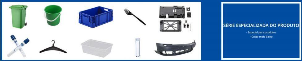 Injetora de Plástico - Série KII com Servo Motor (Alta Precisão)