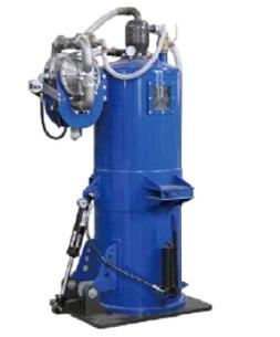 Sistema de Remoção de Abrasivo Automático Xtractor