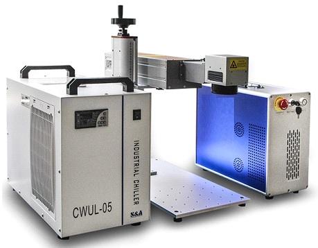 Máquina de Gravação a Laser UV