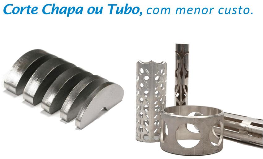 Corte Chapa Ou Tubo